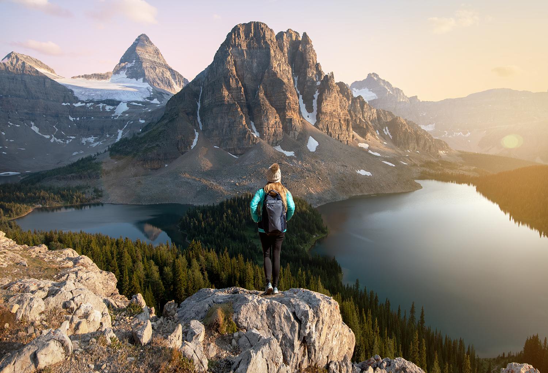 Jenn Explores Assiniboine Provincial Park British Columbia