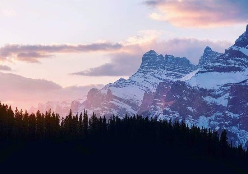 Banff Sunset
