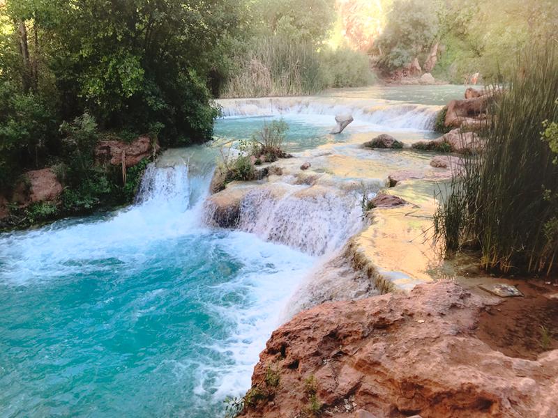 Havasupai Hiking and Waterfalls Complete Guide Havasu