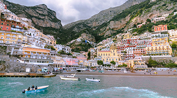 Positano, Amalfi Coast Travel Guide