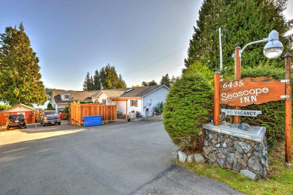 Seascape Inn, Sooke, Vancouver Island - Best Hotel
