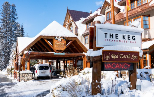 Banff Caribou Lodge & Spa, Where to Stay in Banff Alberta