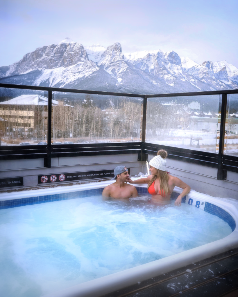 Basecamp Resorts in Canmore, Alberta
