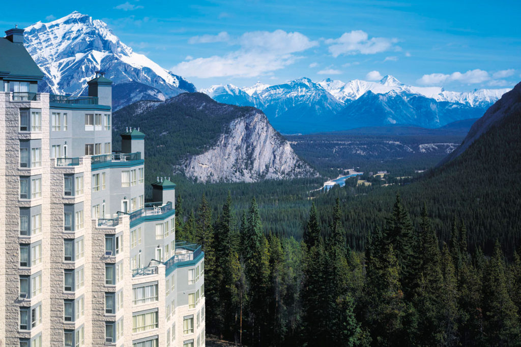 The Rimrock Resort Hotel, Where to Stay in Banff Alberta